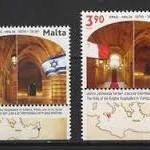 Joint issue Malta/Israël