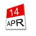 This day in stamps: April 14th