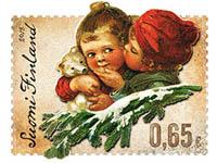 Award winning stamp